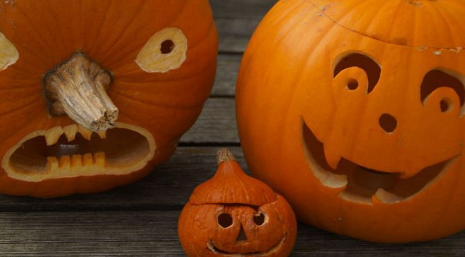 Crazy Pumpkin Carving Ideas